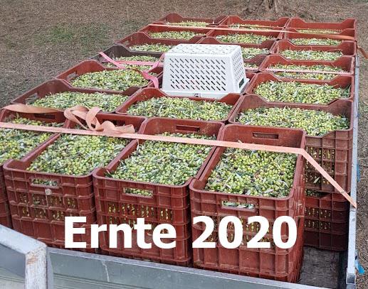 Ernte 2020